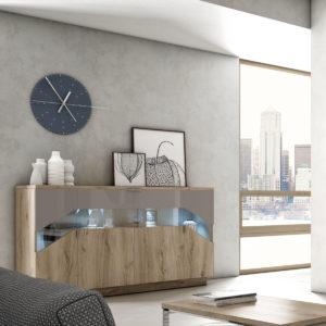 Aparador Salón modelo Best 719 Muebles Trimobel Getafe