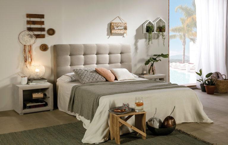 Dormitorio de Matrimonio Estilo Mediterraneo
