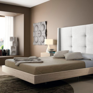 Habitacion matrimonio minimalista Trimobel Getafe