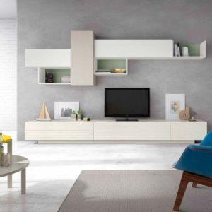 Muebles de salon modernos modular Antaix Amb 16 Trimobel
