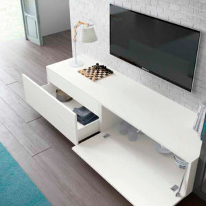DEtalle Muebles salon Amazing modernos modular Antaix Amb 221 Trimobel