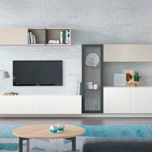 Muebles salon Amazing modernos modular Antaix Amb 22 Trimobel