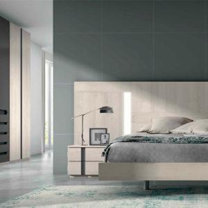 Dormitorio Moderno Piana EOS mod.102.