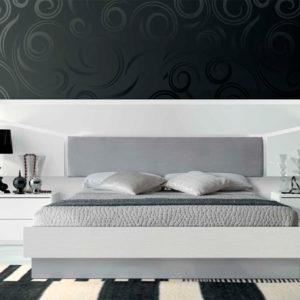Dormitorio Moderno Elba EOS 113 Muebles Tribomel