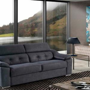 Sofá Cama modelo Elisa 211 cm Muebles Trimobel
