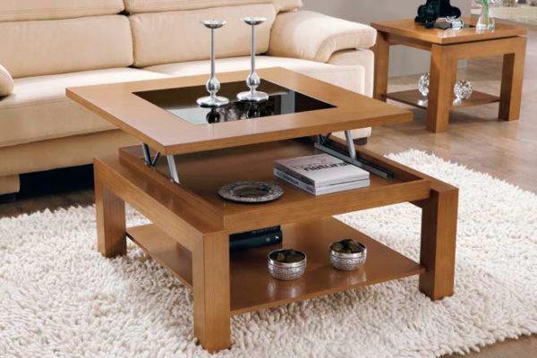 Mesa de Centro Elevable modelo 206