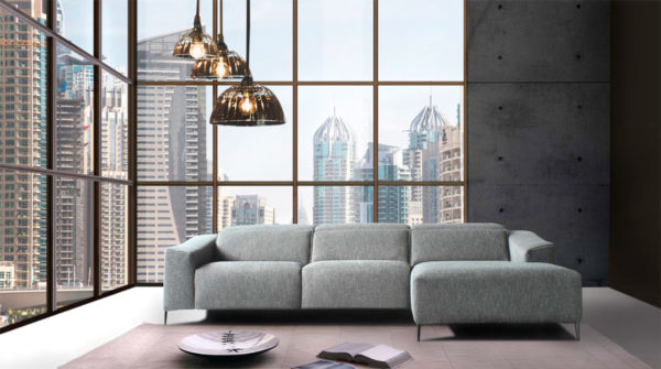 Sofá Chaise Longue Casual modular Muebles Trimobel Getafe