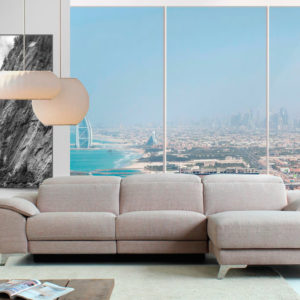Sofa Chaisse Longe Newport Muebles Trimobel Getafe