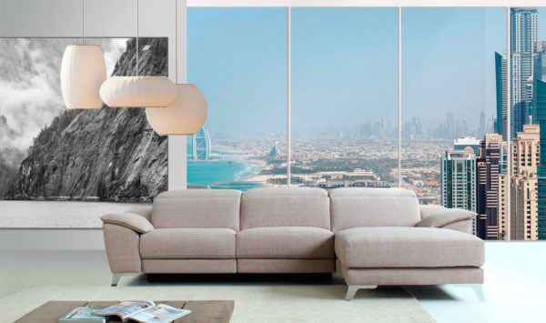 Sofa Chaisse Longe Newport Muebles Trimobel Getafe