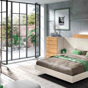 Dormitorio Matrimonio ambiente 02 Muebles Trimobel Getafe