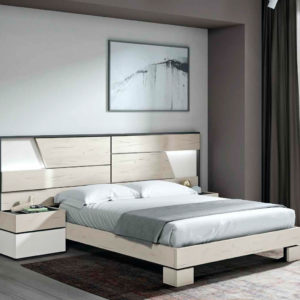 Dormitorio Matrimonio ambiente 10 Muebles Trimobel Getafe