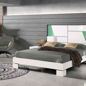 Dormitorio Matrimonio Moderno Night Style Trimobel Getafe ambiente 36