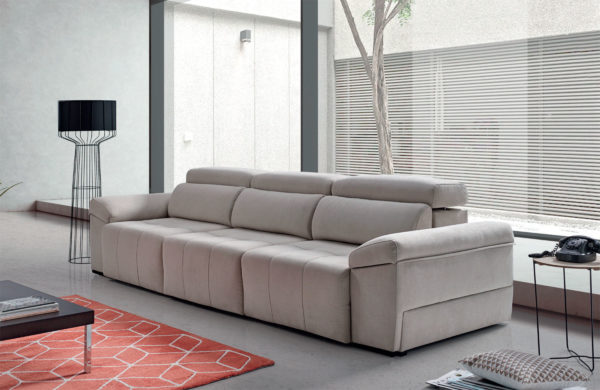 sofa Chaisse Longue Coktel Trimobel Getafe