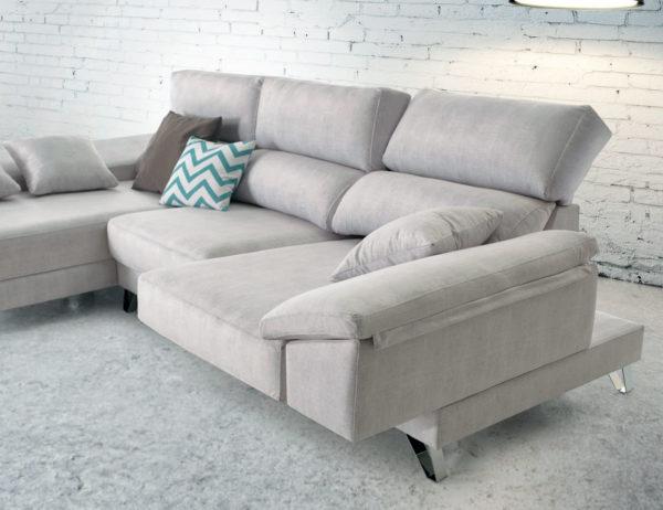 sofa Chaisse Longue DAKOTA Trimobel Getafe