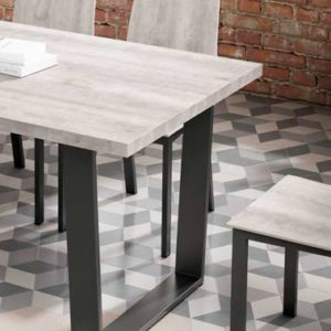 Mesa estilo industrial 2022 Muebles Trimobel Getafe