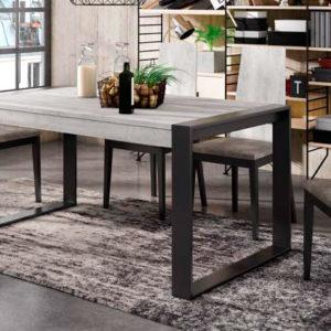 Mesa estilo industrial 2212 Muebles Trimobel Getafe