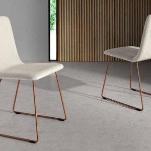 Silla estilo industrial modelo 215 Muebles Trimobel Getafe