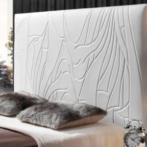 Cabecero tapizado Original modelo Guggeen Muebles Trimobel Getafe