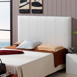 Cabecero tapizado Original modelo Linen Muebles Trimobel Getafe