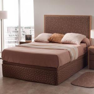 Cabecero tapizado Original modelo Maizin Muebles Trimobel Getafe