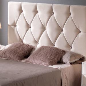 Cabecero tapizado Original modelo Marsala Muebles Trimobel Getafe