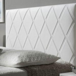Cabecero tapizado Original modelo Rombo Muebles Trimobel Getafe