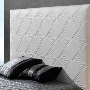 Cabecero tapizado Original modelo soft Muebles Trimobel Getafe