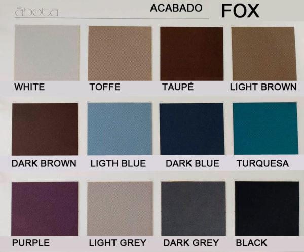 cabeceros tapizados abota acabado Fox muebles Trimobel