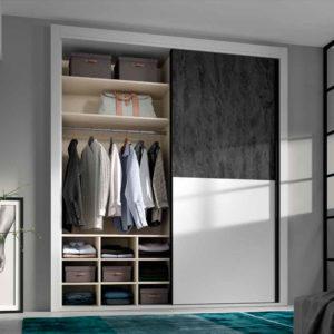 Armario Puertas Correderas modelo Duo S70 Muebles Trimobel Getafe
