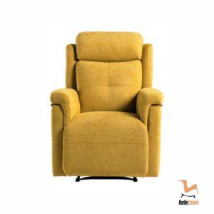 Sillón relax reclinable modelo Ergo. Opcional motor eléctrico y giratorio. Muebles Trimobel Getafe 2