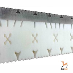 Colchón Viscolástica ALMA detalle interior Muebles Trimobel Getafe