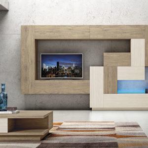 Muebles de Salon modernos 02 Best Canoil Muebles Trimobel Getafe