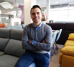 Experto en decoracion Alvaro Muebles Trimobel Getafe